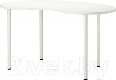 Письменный стол Ikea Хиссмон/Адильс 090.059.32