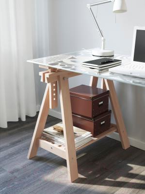 Письменный стол Ikea Гласхольм/Финвард 090.471.64