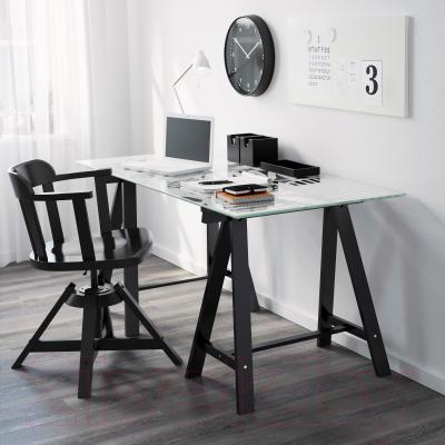 Письменный стол Ikea Гласхольм/Одвальд 290.471.77