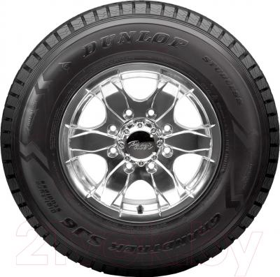Зимняя шина Dunlop Grandtrek SJ6 235/60R17 102Q