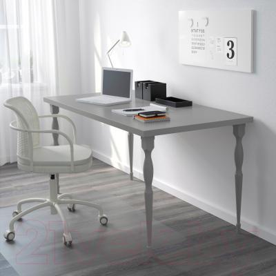 Письменный стол Ikea Линнмон/Нипен 299.309.45