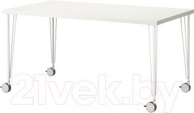 Письменный стол Ikea Линнмон/Крилле 390.019.42