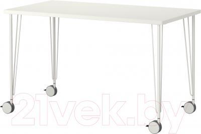 Письменный стол Ikea Хиссмон/Крилле 390.471.29
