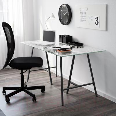 Письменный стол Ikea Гласхольм/Лерберг 390.471.72
