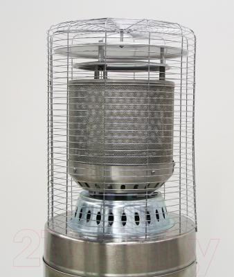 Уличный инфракрасный газовый обогреватель Sundays PH09-SS (столбик)