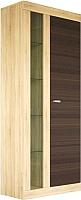 Шкаф Мебель-Неман Веста МН-130-02 (дуб сонома/дуб ниагара) -