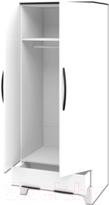 Шкаф Мебель-Неман Верона МН-128-13 (белый глянец)