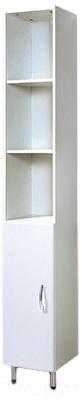 Шкаф-пенал для ванной Акваль Порто (ES.03.00.00.N)
