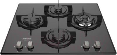 Газовая варочная панель Hotpoint 642 DD/HA(BK)