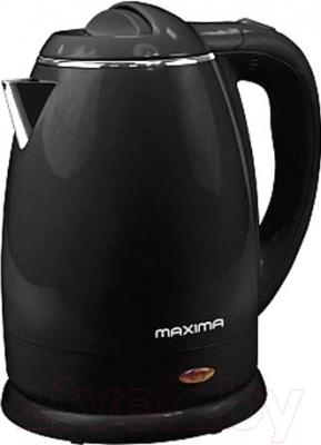 Электрочайник Maxima MK-M421 (черный)