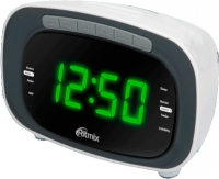 Радиочасы Ritmix RRC-1250 (белый) -