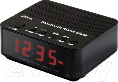Радиочасы Ritmix RRC-818 (черный)