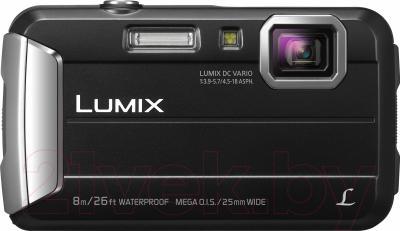 Компактный фотоаппарат Panasonic Lumix DMC-FT30EE-K
