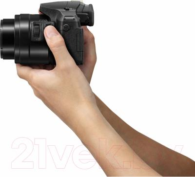 Компактный фотоаппарат Panasonic Lumix DMC-FZ300EEK