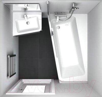 Ванна акриловая Ravak 10° 160x95 L (C831000000)