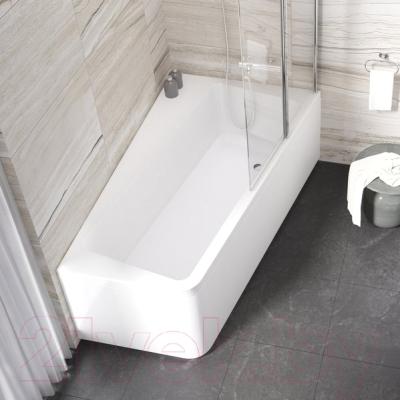 Ванна акриловая Ravak 10° 170x100 R (C821000000)