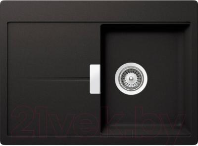 Мойка кухонная Teka Gloria 40 B S-TG / 40145120 (карбон)