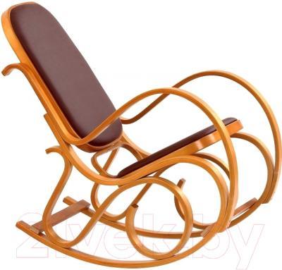 Кресло-качалка Halmar Max Bis Plus (ольха)