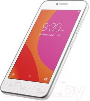 Смартфон Lenovo Vibe B / A2016A40 (белый)
