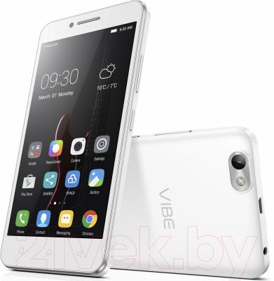 Смартфон Lenovo Vibe C / A2020A40 (белый)