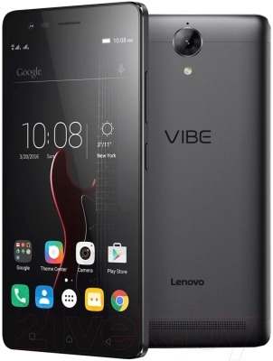 Смартфон Lenovo Vibe K5 Note / A7020a40 (серый)