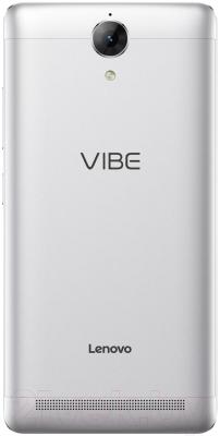 Смартфон Lenovo Vibe K5 Note / A7020a40 (серебристый)