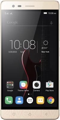 Смартфон Lenovo Vibe K5 Note Pro / A7020A48 (золото)