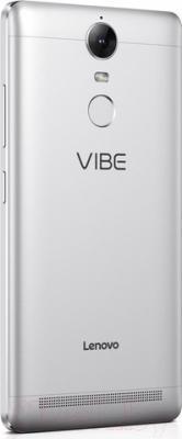 Смартфон Lenovo Vibe K5 Note Pro / A7020A48 (серебристый)