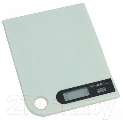 Кухонные весы FIRST Austria FA-6401-1 (белый)