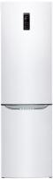 Холодильник с морозильником LG GA-B489SVQZ -