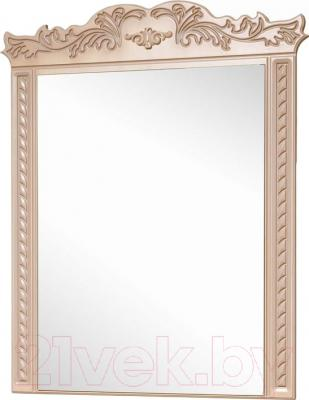 Зеркало для ванной Bliss Венеция 0461.13 (дуб молочный)