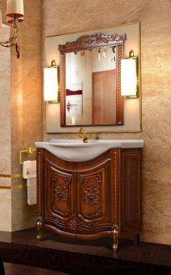 Зеркало для ванной Bliss Венеция 0461.13 (орех эко)