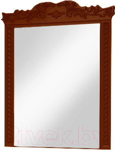 Зеркало для ванной Bliss Венеция / 0461.13 (орех эко)