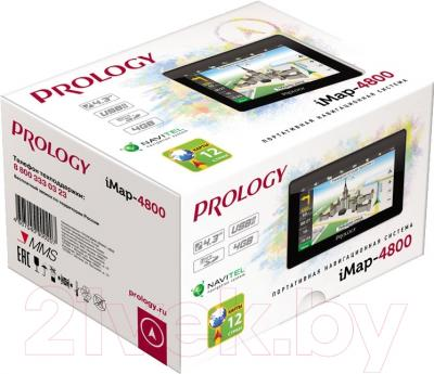 GPS навигатор Prology iMap-4800