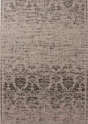 Циновка Lalee Finca 20211 (160x230, серебряный-черный)