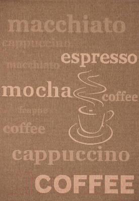 Циновка Lalee Finca 510 (120x170, кофе)