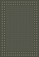 Циновка Balta Fondo 3081/092 (140x200, серый) -