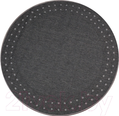 Циновка Balta Fondo 3081/092 (160x160, серый)