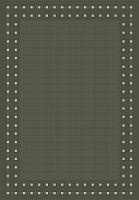 Циновка Balta Fondo 3081/092 (80x250, серый) -
