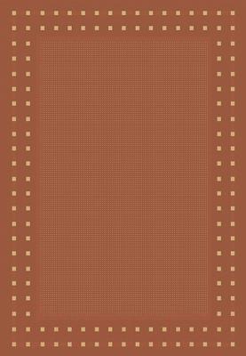 Циновка Balta Fondo 4840/012 (60x110, рыжий)