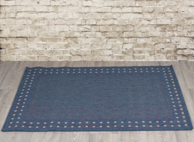 Циновка Balta Fondo 4840/033 (140x200, синий)