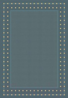 Циновка Balta Fondo 4840/033 (200x290, синий)