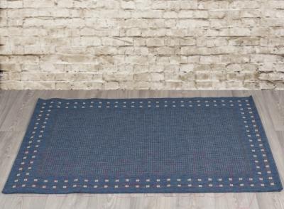 Циновка Balta Fondo 4840/033 (80x250, синий)