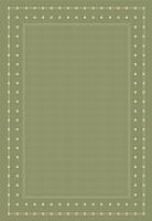 Циновка Balta Fondo 4840/041 (60x110, зеленый) -