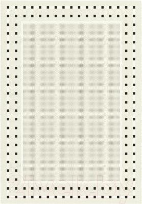 Циновка Balta Fondo 4840/060 (200x290, белый/черный)