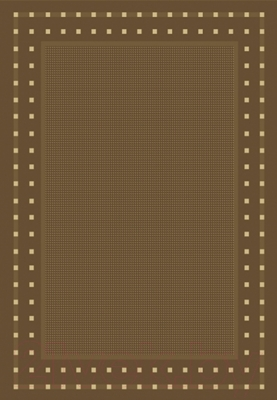 Циновка Balta Fondo 4840/087 (60x110, коричневый)