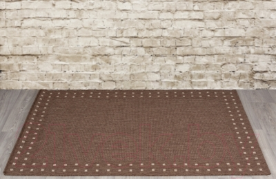Циновка Balta Fondo 4840/087 (80x200, коричневый)