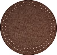 Циновка Balta Fondo 4840/087 (160x160, коричневый) -