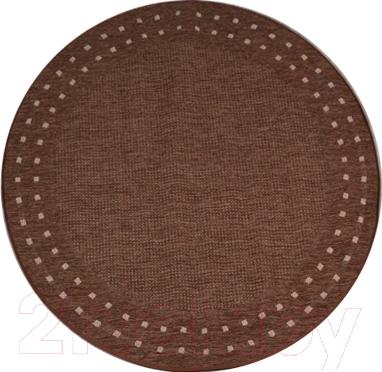 Циновка Balta Fondo 4840/087 (160x160, коричневый)