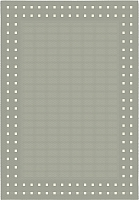 Циновка Balta Fondo 4840/37 (120x170, серебряный) -